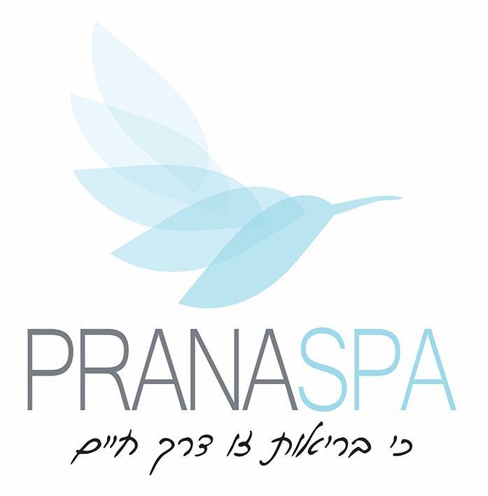 PRANA SPA - לוגו