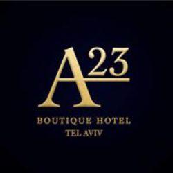 לוגו - מלון בוטיק A23