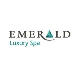 לוגו - emelald luxury spa